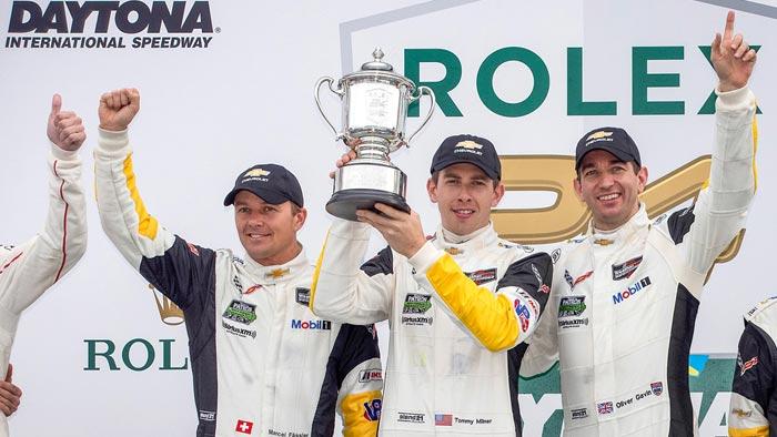 2016 Championship Rewind: Tommy Milner, No. 4 Corvette C7.R