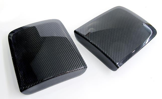 Nowicki Autosport Drops New Carbon Fiber Tonneau Inserts for the C7 Stingray Convertible