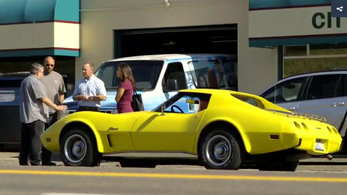1976 Corvette Owner Turns to TV Station for Help After Issues with Repair Shop