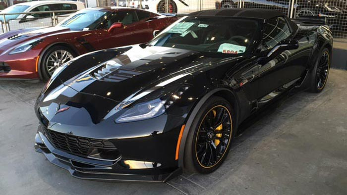 Corvette Delivery Dispatch with National Corvette Seller Mike Furman for Oct. 30th