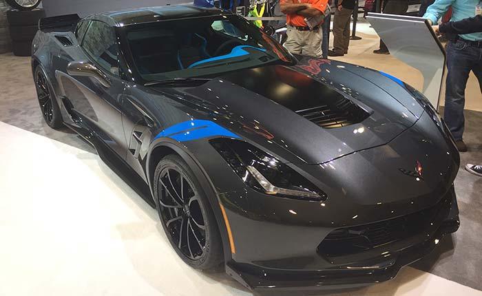 sema chevrolet conference press corvette tension collector bright edition interior right its