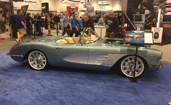 Heartland Customs' 1958 SpecVette