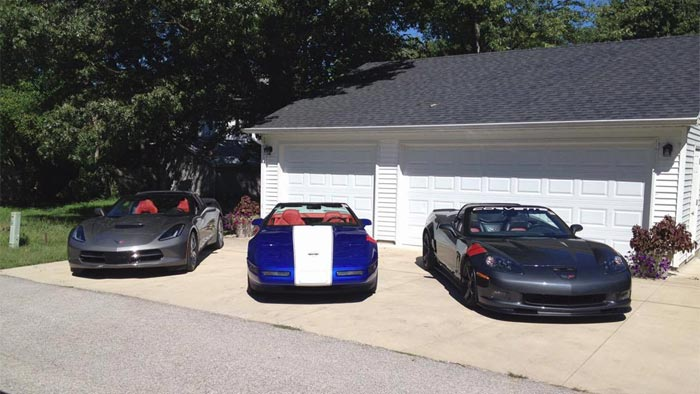 Corvette Museum Delivers First 2017 Corvette Grand Sport Collector Edition