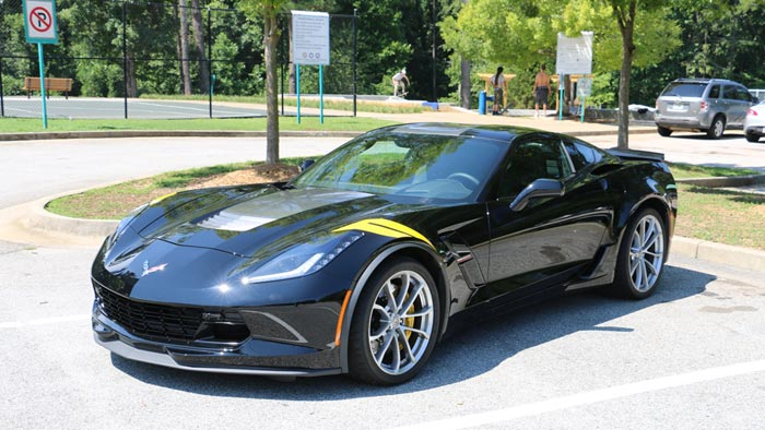 2017 Corvette Grand Sport Takes Third in Road and Track's Performance Car of the Year