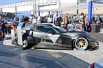 Black Manta Corvette Makes US Debut at 2016 SEMA Show