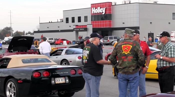 [VIDEO] Corvette Museum Celebrates America's Veterans with Vets 'n Vettes