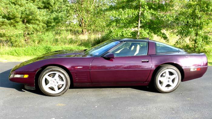 Are C4 Corvette ZR-1 Prices Poised for a Comeback
