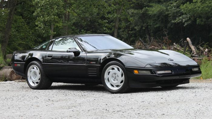 Are C4 Corvette ZR-1 Prices Poised for a Comeback?