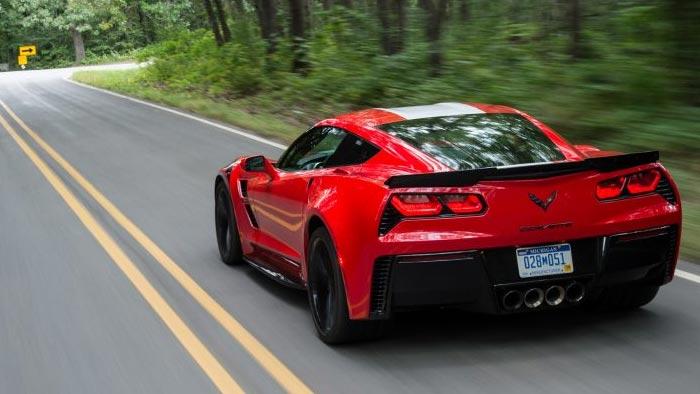 2017 corvette grand sport named to car and driver 39 s 2017 10best cars list corvette sales. Black Bedroom Furniture Sets. Home Design Ideas