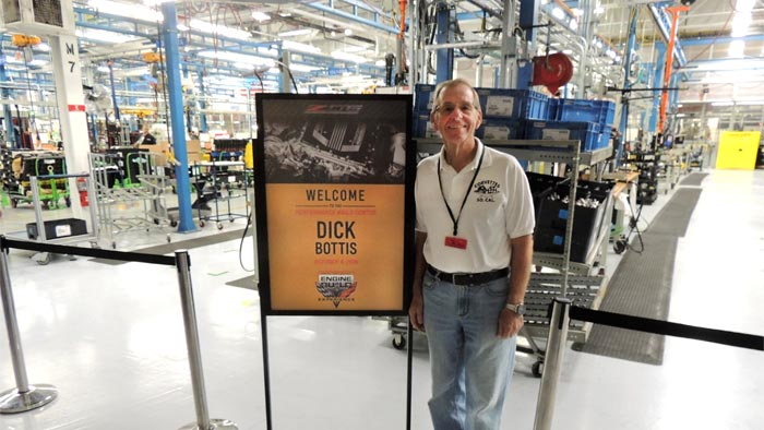 Chevrolet Offers New Expedieted Corvette Factory Buyers Tour with Engine Build Experience