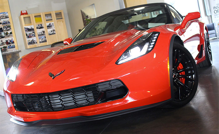 Costco Offering 2017 Corvettes at GM Supplier Pricing for Holiday Sales Event