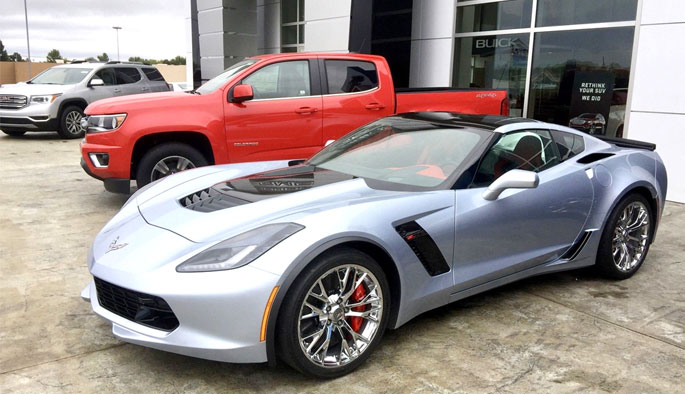 Sterling Blue Exterior Color Will End Production in March 2017