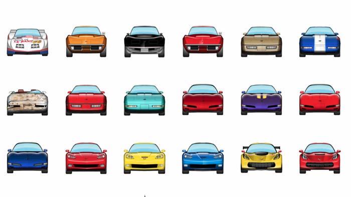 Got iOS 10? Get the Corvette Emojis Set