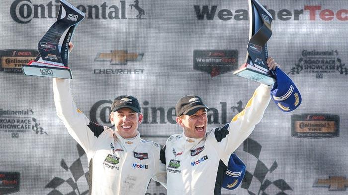 'Full-Season Four' Return to Corvette Racing for 2017