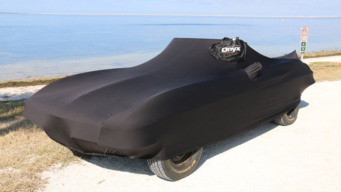 We Review the ONYX Corvette Car Cover from Corvette America