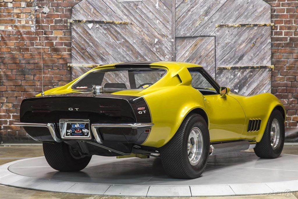 National Corvette Museum >> Corvettes on eBay: 1969 Baldwin Motion Corvette Phase III GT - Corvette: Sales, News & Lifestyle