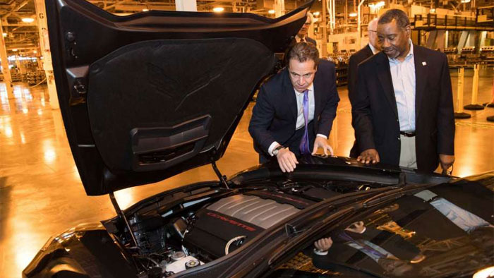GM Investing $296 Million in Tonawanda for Future V8 Engine Line