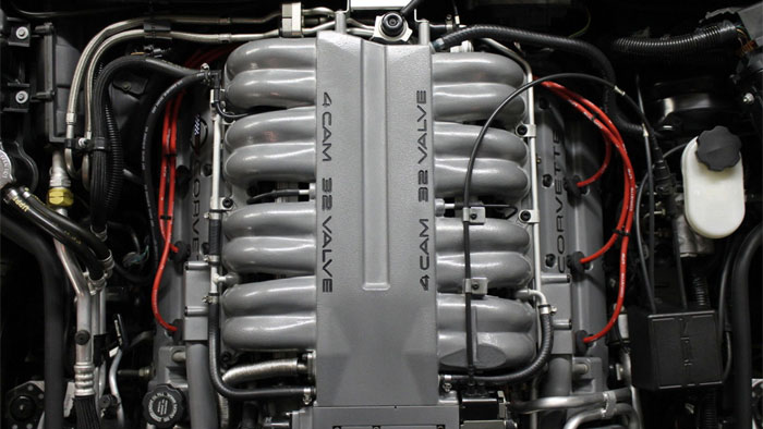 Internal Documents Suggest LT5 DOHC V8 Engine for the 2018 Corvette ZR1