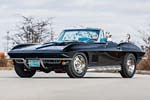 Only Known Black/Blue 1967 Corvette 427/435 Heading to Mecum Kissimmee