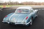 World War II Veteran Donates His 1958 Corvette to the National Corvette Museum
