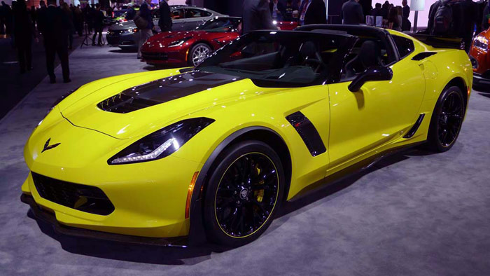 [PICS] The Corvettes of the 2016 North American International Auto Show