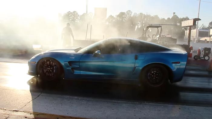 [VIDEO] Corvette ZR1 Runs 9.61 at 148 MPH at Bradenton
