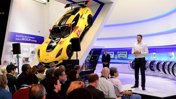 Michelin Announces New Pilot Sport A/S 3+ All Season Tire at NAIAS