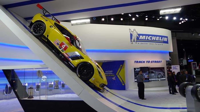 Michelin Announces New Pilot Sport A/S 3 All Season Tire at NAIAS