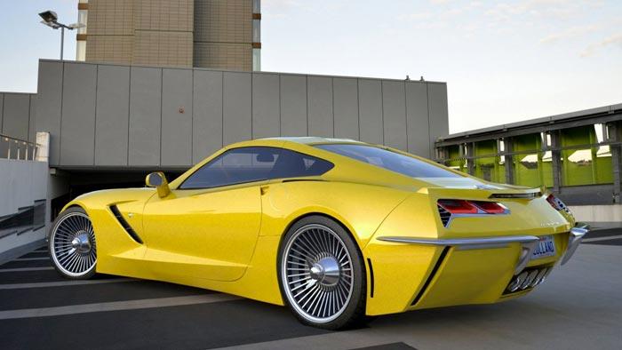 Zolland Design Gives the C7 Corvette a Midyear Makeover
