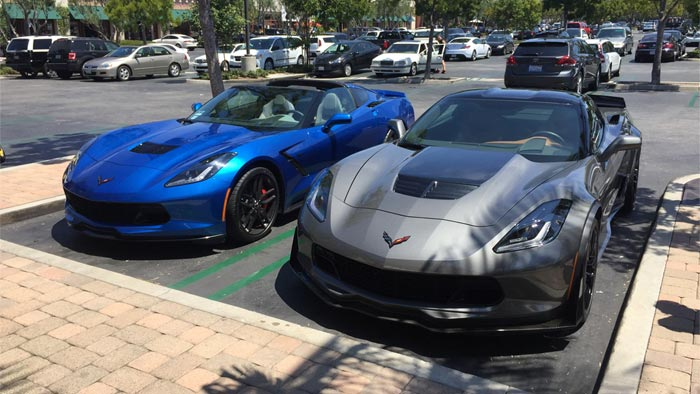 Corvette Runs Deep for the White Family