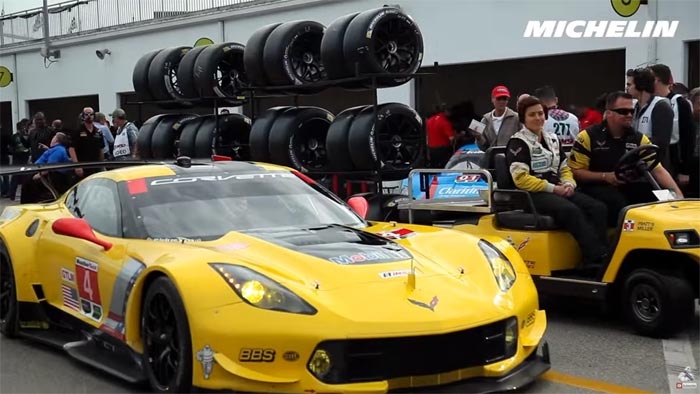 [VIDEO] Michelin is Ready for the Rolex 24 at Daytona
