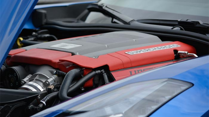 Lingenfelter Shares 750 horsepower Stage 2 Package for the C7 Corvette Z06