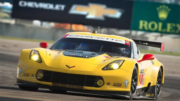 Corvette Racing at Daytona: Racing Information