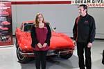 Utah Man Wins Two Corvettes Plus Cash in the Corvette Dream Giveaway