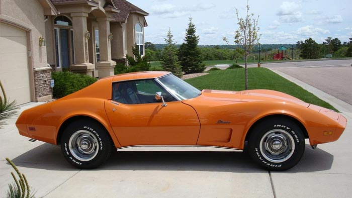 Poll What S The Best Corvette Orange Corvette Sales