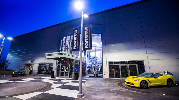 GM Officially Opens New Racing Development Center