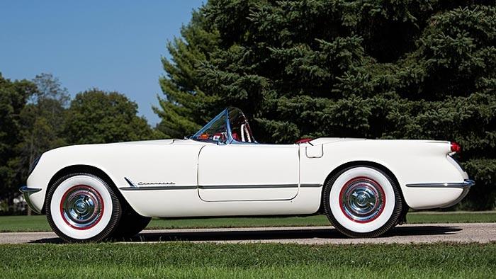 1953 Corvette Roadster