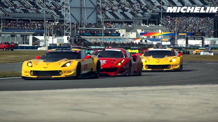 [VIDEO] Michelin Recaps the Rolex 24 at Daytona