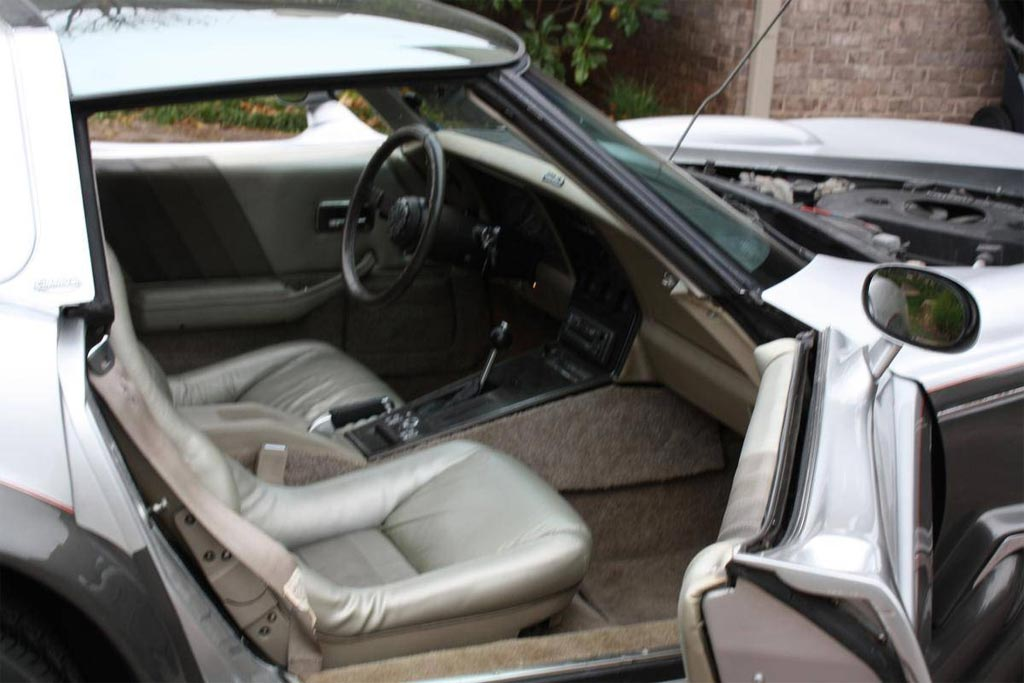 Hemmings Finds a 1982 Corvette Caballista For Sale  Corvette