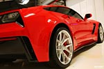 ESOTERIC Takes Polishing to New Level with 100+ Hour Corvette Z06 Detail