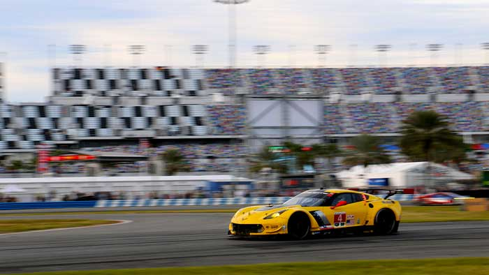 Corvette Racing Receives Balance of Performance Adjustments Ahead of Sebring Test