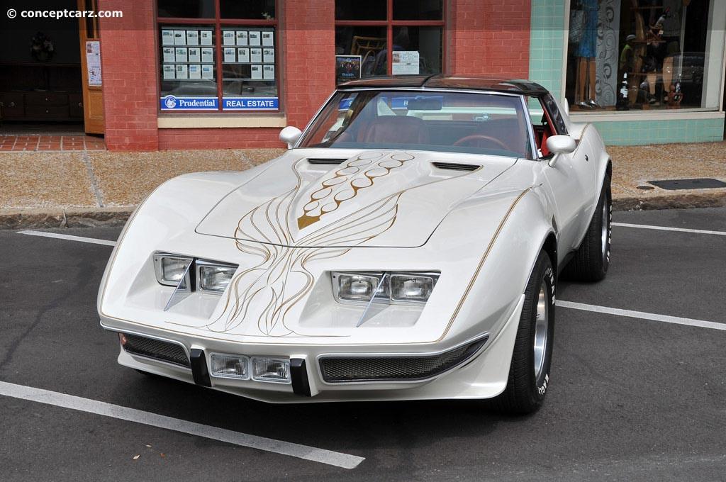 Corvettes on eBay: Bill Mitchell-linked 1980 Corvette for ...