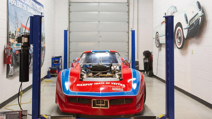 [VIDEO] Corvette Museum Will Add Car Preservation to Tour Experience