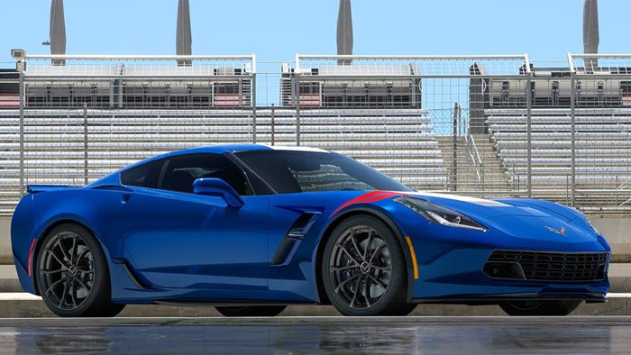Corvetteblogger Prices The New 2017 Corvette Grand Sport At 69 795