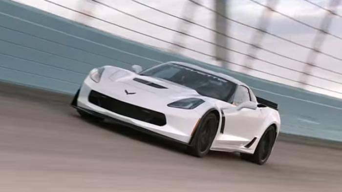 [VIDEO] Ron Fellows and Corvette Z06 #DayItForward