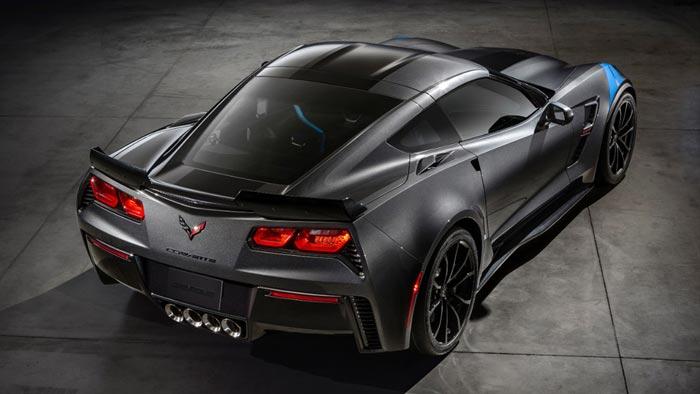 Chevrolet Introduces the 2017 Corvette Grand Sport