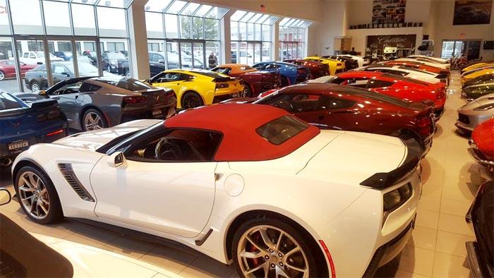 February 2015 Corvette Sales