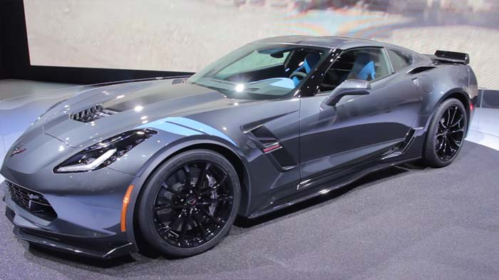 Only 1 000 Corvette Grand Sport Collector Edition Models Will Be Offered