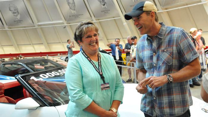 Americarna Returns Tonight with feature on Corvette Museum's Sinkhole