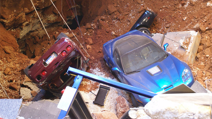 [DVR ALERT] Americarna Returns Tonight with a Feature on the Corvette Museum's Sinkhole
